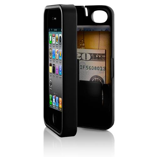 Coque iphone 4 miroir porte cartes de cr dit we love it for Application miroir iphone