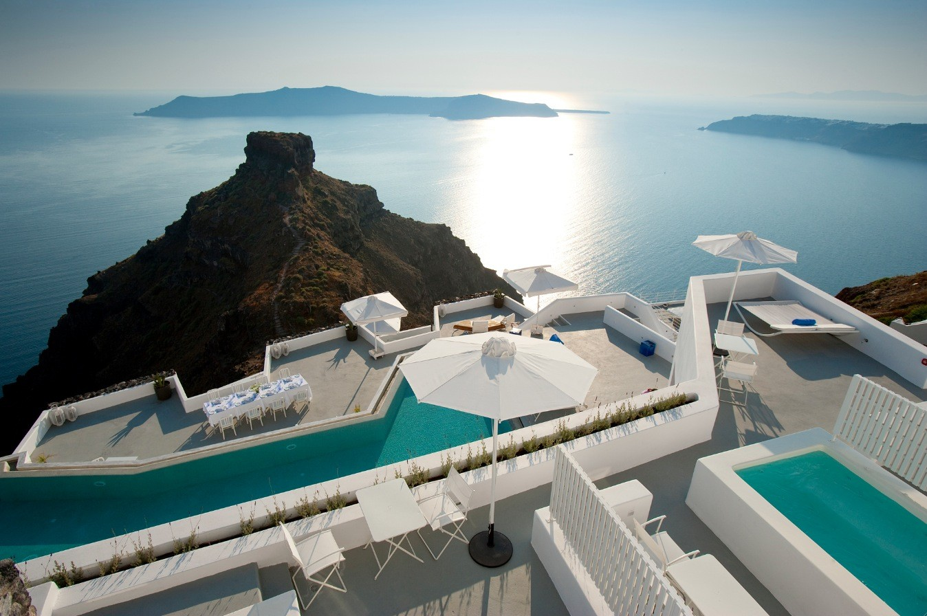 piscine-grece