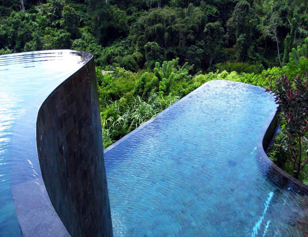 Top 10 Craziest Swimming Pools Ever