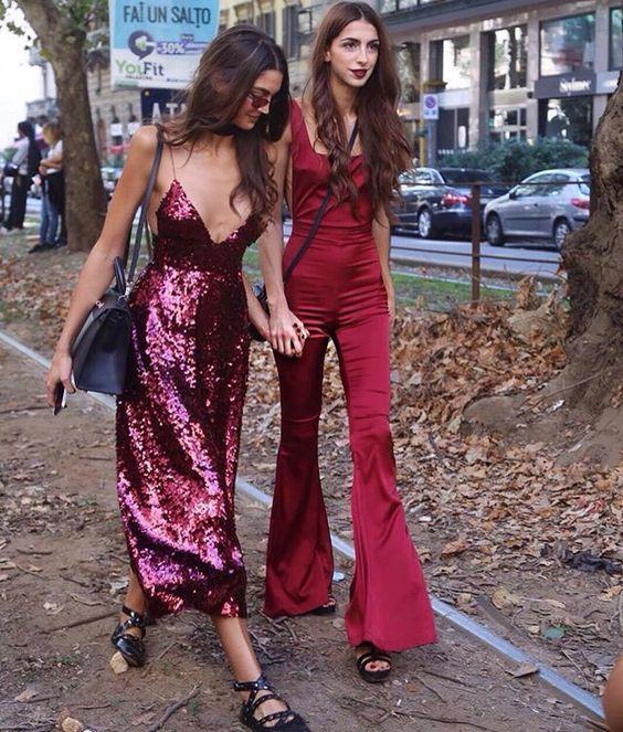 robe-paillettes-look-mode-femme