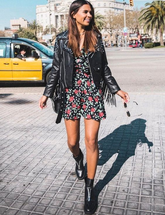blouson-cuir-femme-look-streetstyle