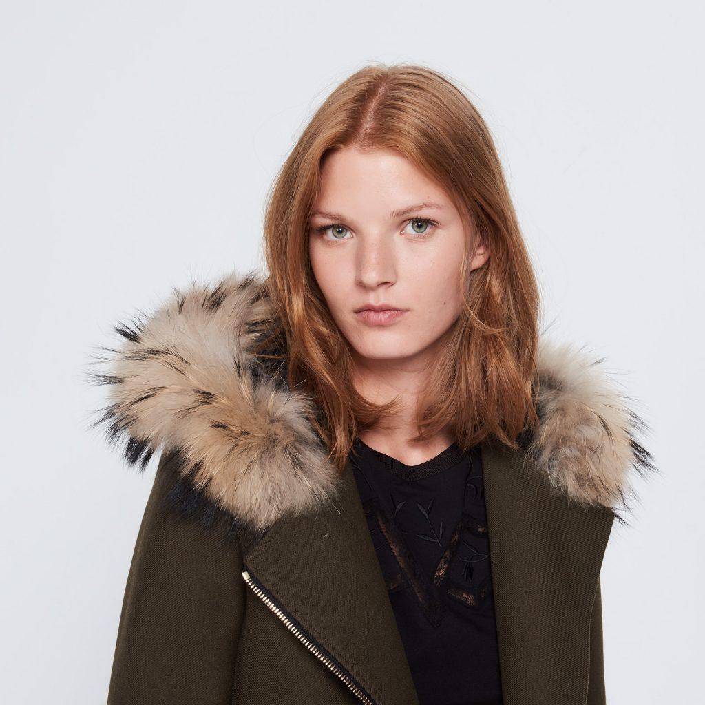manteau-fourrure-unie